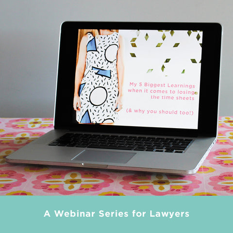 Fixed and Value Pricing- An Online Workshop for Lawyers