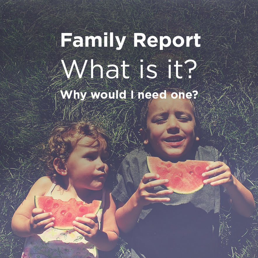 A Family Report