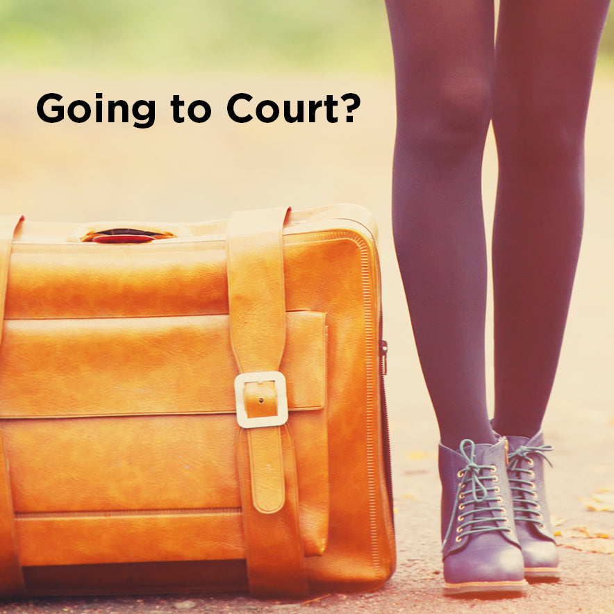 So you're going to Court?
