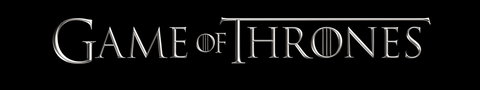 Game of Thrones collection logo