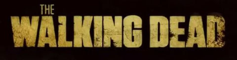 The Walking Dead collection logo