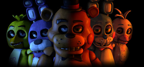 Five Nights at Freddy's collection logo