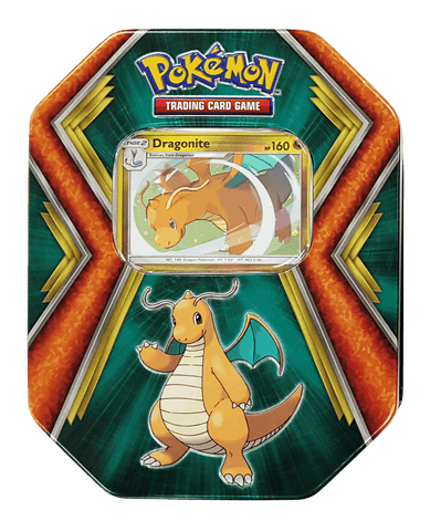 Cards - Tin - Pokemon Back Issue Collector Tin