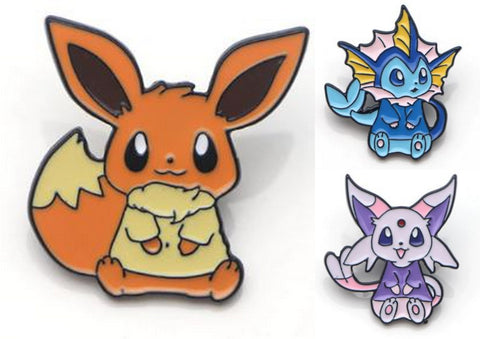Badge - Pokemon - Eevee Evolutions