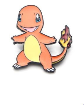 Badge - Pokemon - Charmander