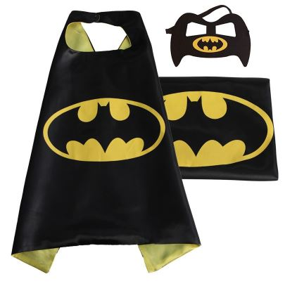 Cape & Mask Set - Small - Batman