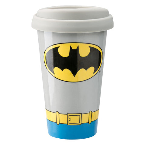 Travel Mug - Batman Costume