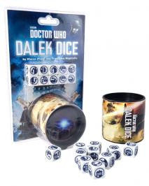 Game - Dr Who Dalek Dice Game - Doctor Who