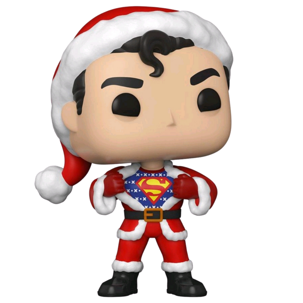 Pop! Vinyl - Superman - Superman Sweater Holiday
