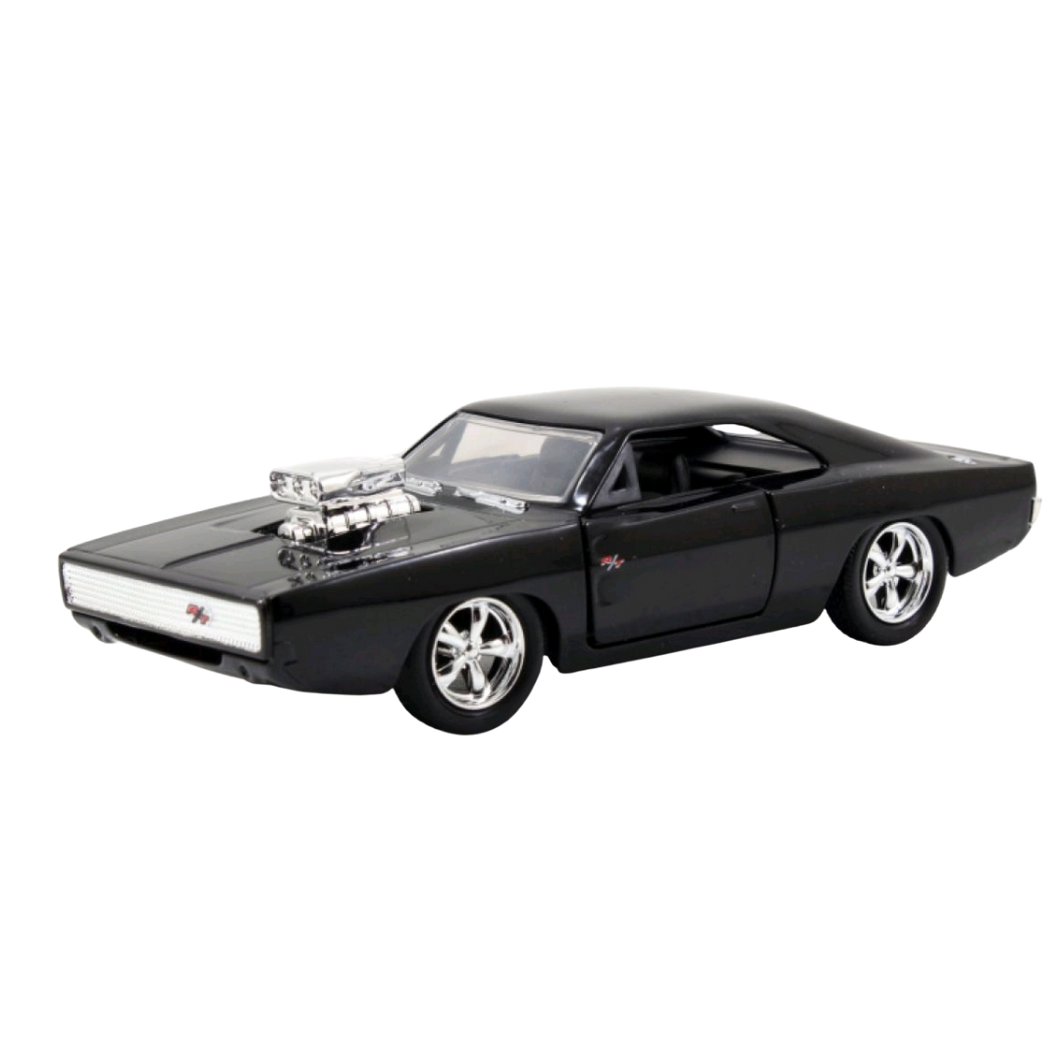 Car - Fast & Furious - 1970 Dodge Charger Street 1:32 Scale Hollywood Ride