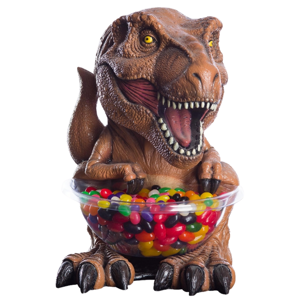 Candy Holder - Tyrannosaurus Mini Candy Bowl Holder