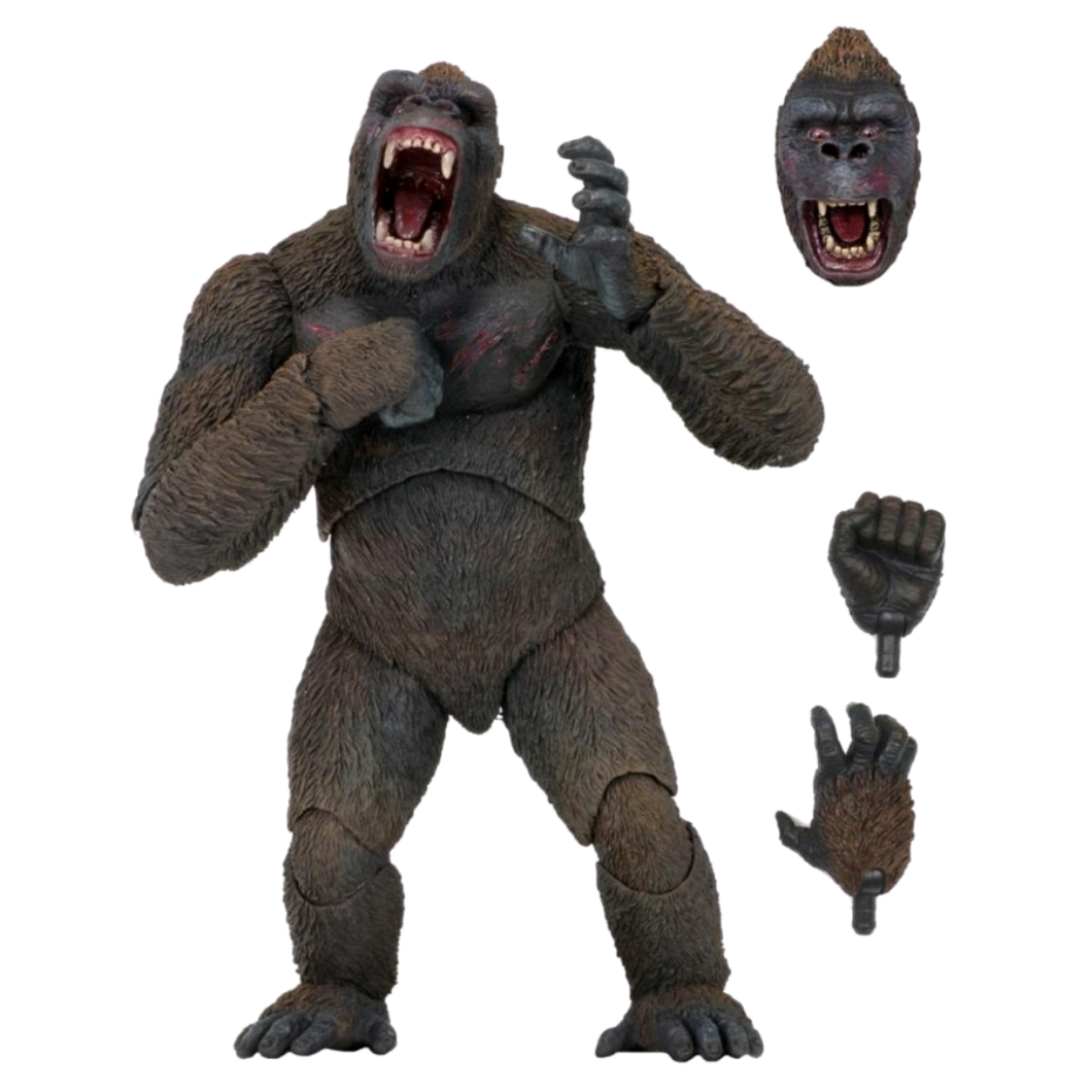 Action Figure - King Kong - King Kong 7