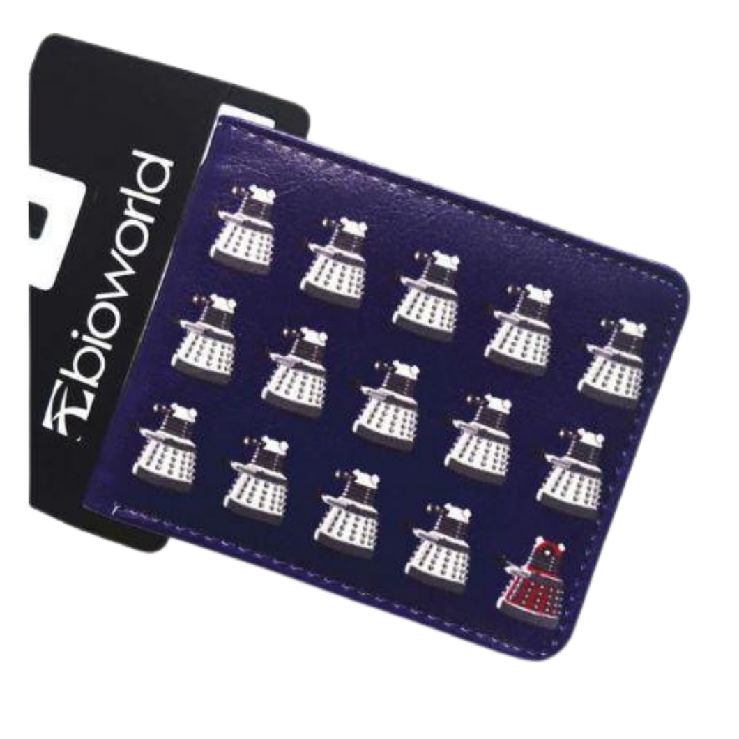 Wallet - Doctor Who - Dalek