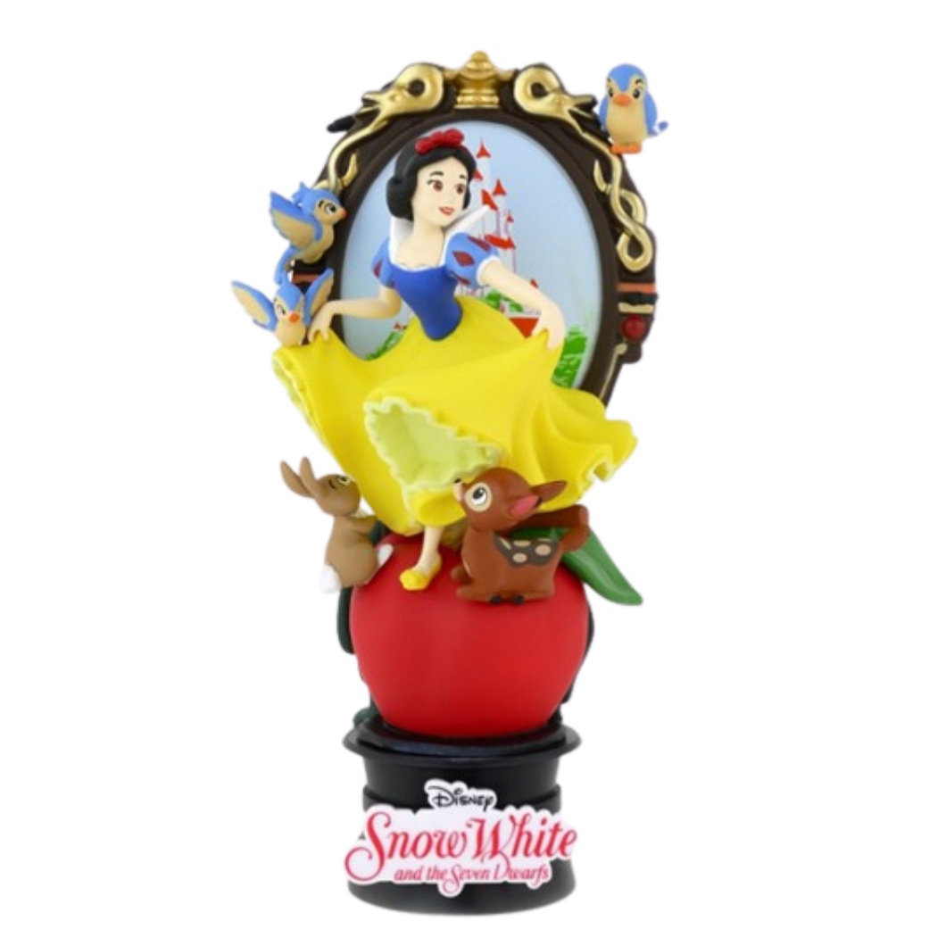 Statue - Dstage - Disney - Snow White and the Seven Dwarfs