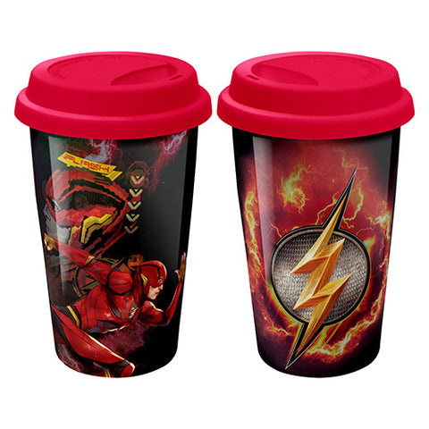 Travel Mug - Flash - Justice League Movie