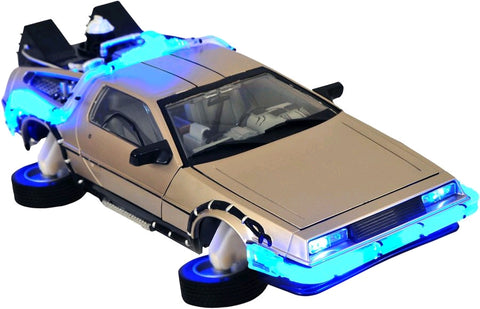 Collectible - Back to the Future 2 - Hover Time Machine Electronic Vehicle