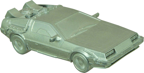 Bottle Opener - BTTF Time Machine (metal) - Delorean, Back to the Future