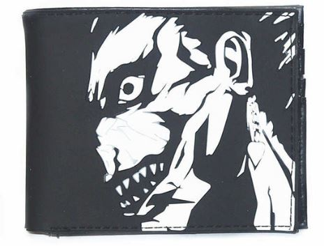 Wallet - Death Note Silicon type