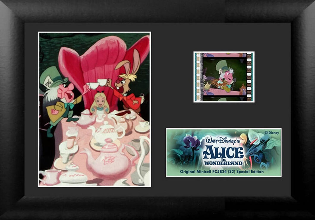 Film Cell - Disney - Alice In Wonderland Tree MiniCell