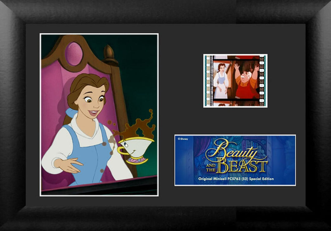 Film Cell - Disney - Beauty & The Beast Chip MiniCell
