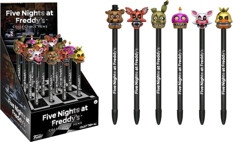 Pen Topper - Five Nights At Freddys - Series 2