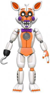 "Action Figure - Five Nights at Freddy's - Lolbit Freddy 5"" Articulated Action Figure"