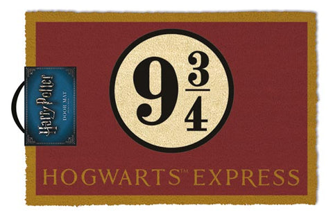 Door Mat - Harry Potter - Platform 9 3/4