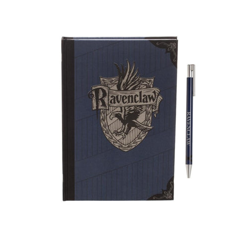 Notebook & Pen Set - Harry Potter - Ravenclaw