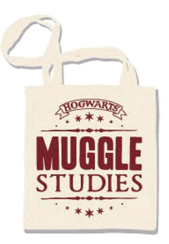 Bag - Harry Potter Muggle Studies Shopper