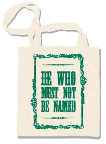 Bag - Voldemort Shopper - Harry Potter