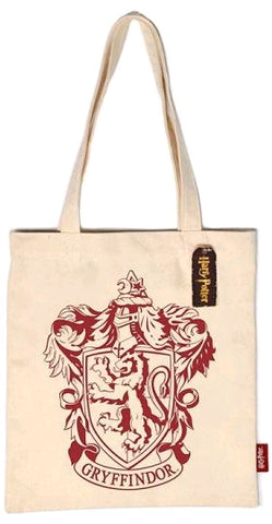 Bag - Gryffindor Crest Shopper - Harry Potter