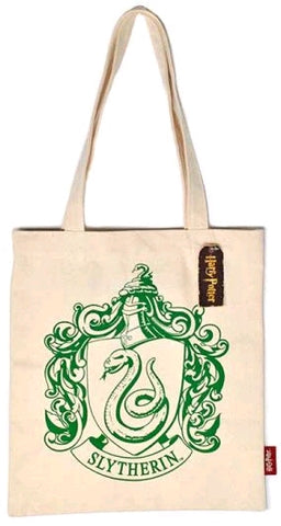 Bag - Slytherin Crest Shopper - Harry Potter