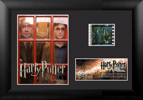 Film Cell - Harry Potter Order of Phoenix Phonebox MiniCell