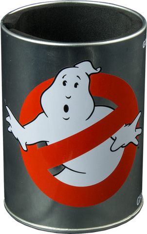 Can Cooler - Ghostbusters Logo
