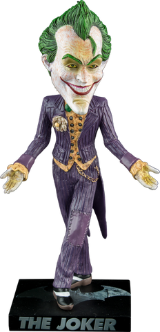 Bobble Head - Arkham City - Joker