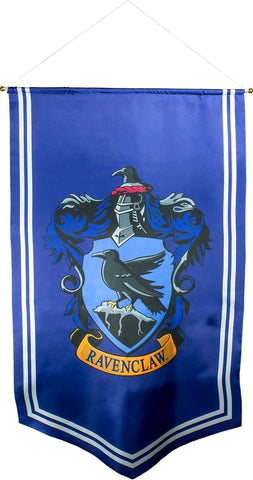 Banner - Ravenclaw Satin Banner - Harry Potter
