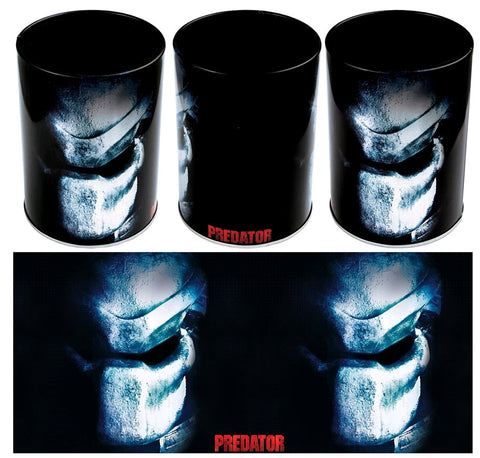 Can Cooler - Predator Mask