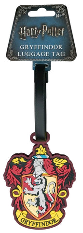 Luggage Tag - Gryffindor - Harry Potter