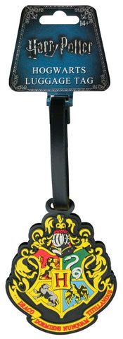 Luggage Tag - Hogwarts Logo - Harry Potter