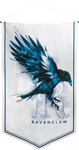 Banner - Harry Potter - Ravenclaw Watercolour Satin Banner