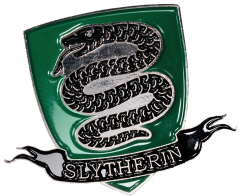 Badge - Harry Potter - Slytherin Logo Enamel Badge