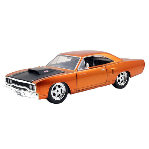 Car - Fast & Furious - 1:24 Doms Plymouth Road Runner