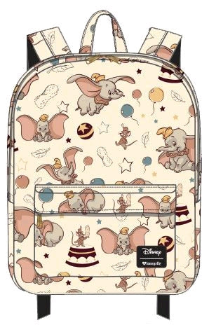 Loungefly - Dumbo - Dumbo Print Backpack