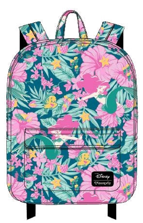 Loungefly - Little Mermaid - Ariel Hawaii Backpack