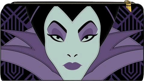 Loungefly - Sleeping Beauty - Maleficent Purse