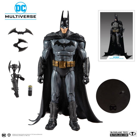 "Action Figure - Batman Arkham Asylum - Batman 7"" Figure"