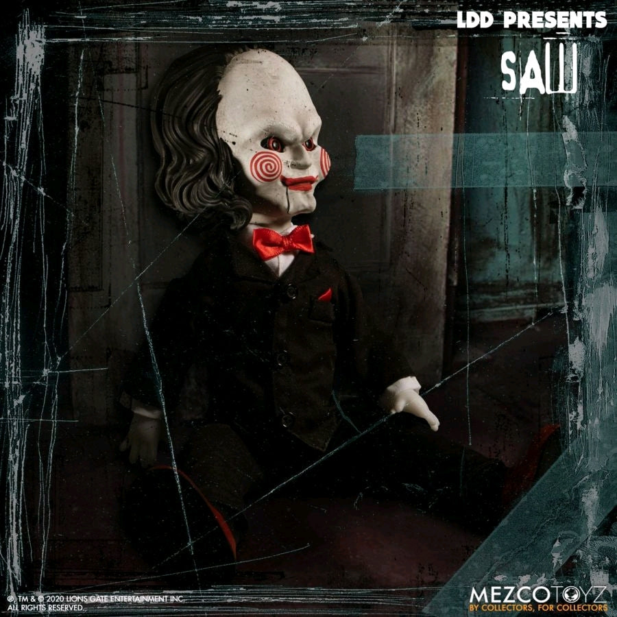 Living Dead Dolls - Saw Billy the Puppet - LLD