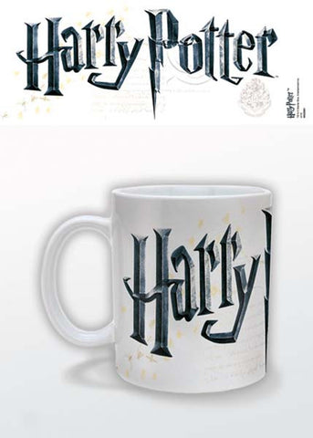 Mug - Harry Potter Logo
