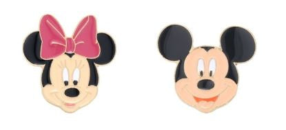 Badge - Disney - Mickey & Minnie 2pk