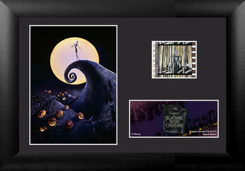 Film Cell - Disney - Nightmare Before Christmas MiniCell